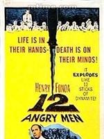 《十二怒汉》: 黑白映画里的审判室