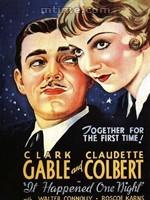 奥斯卡最佳影片: 《一夜风流》,1934