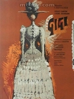 奥斯卡最佳影片: 《琪琪》,1958