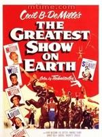 奥斯卡最佳影片: 《大马戏团》,1952