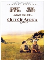 奥斯卡最佳影片: 《走出非洲》,1985