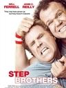 半路兄弟(非亲兄弟)Step Brothers英文影评