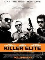 杀手精英 英文影评 Killer Elite movie reviews